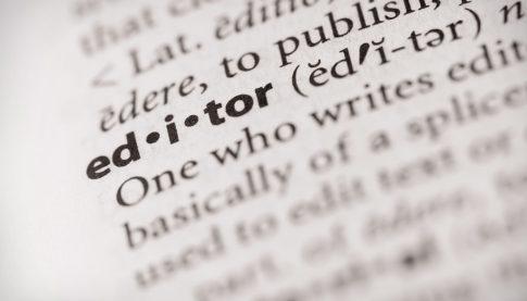 Editing Services – I Wonder as I Wander